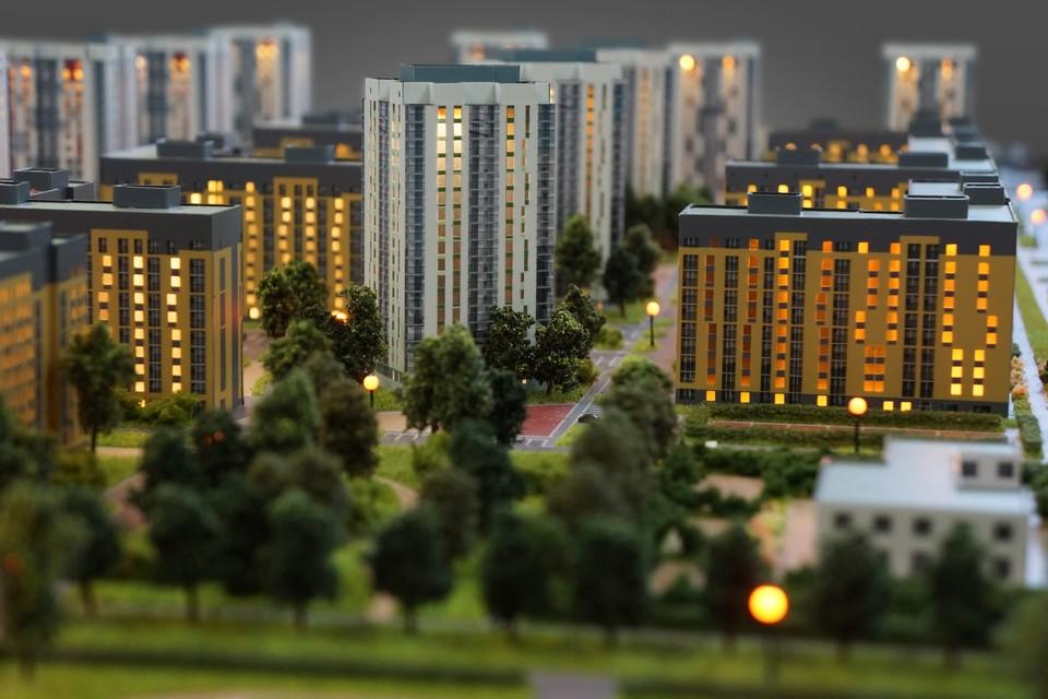 жилой комплекс видный тюмень фото